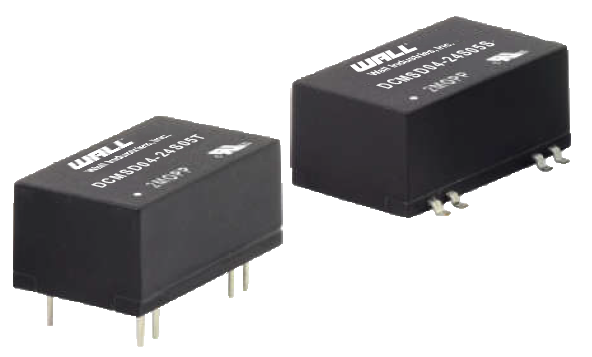 DCMSD04 Series of Medical DC/DC Converters
